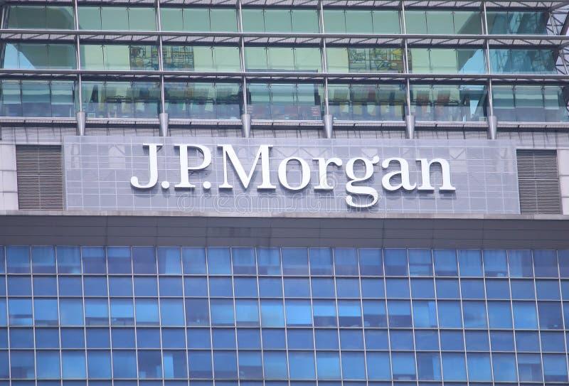 JPMorgan stockbild
