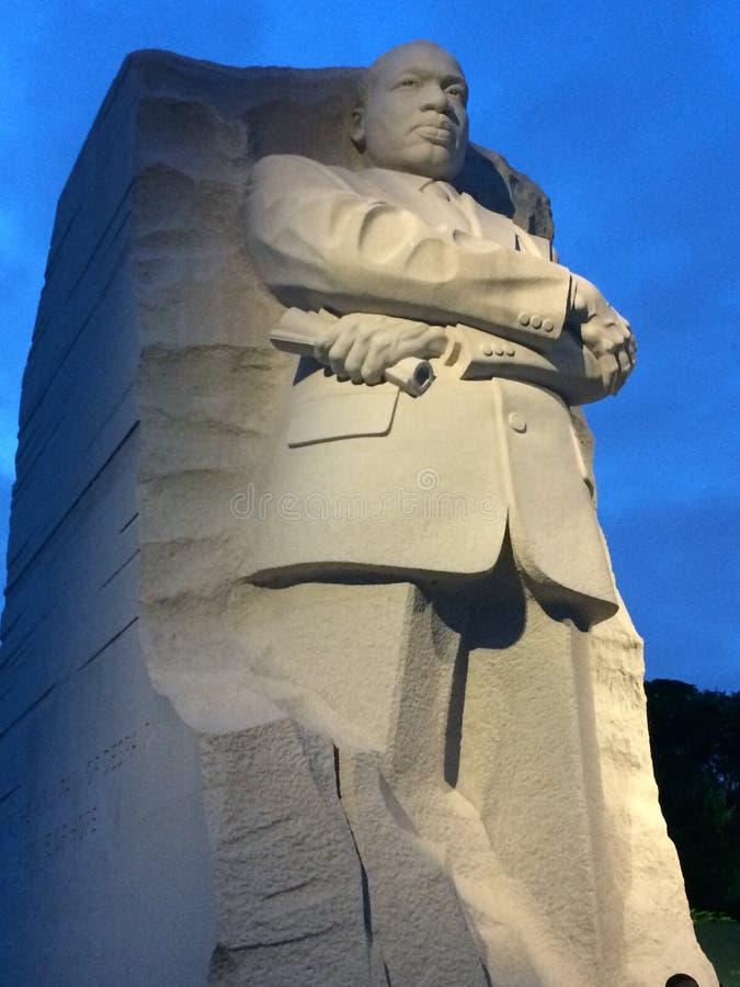 jr królewiątka luther oknówki pomnik Pomnik, Waszyngton, d C fotografia royalty free