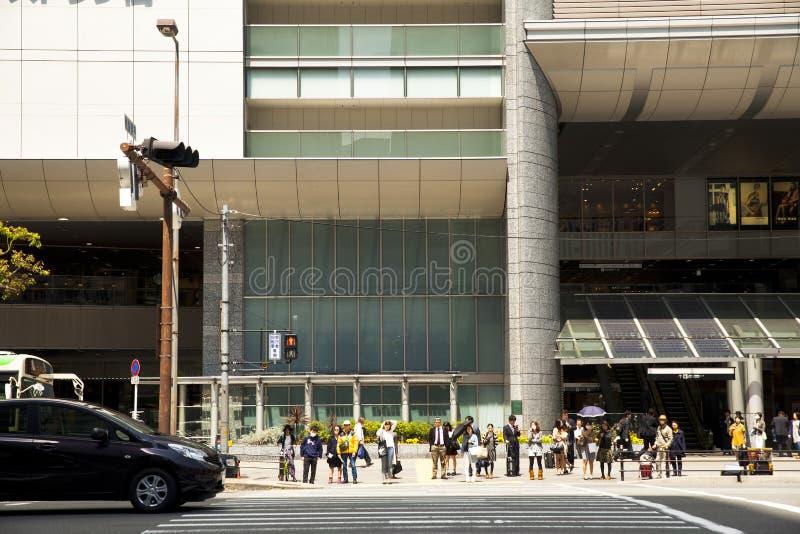 JR Osaka Station images libres de droits