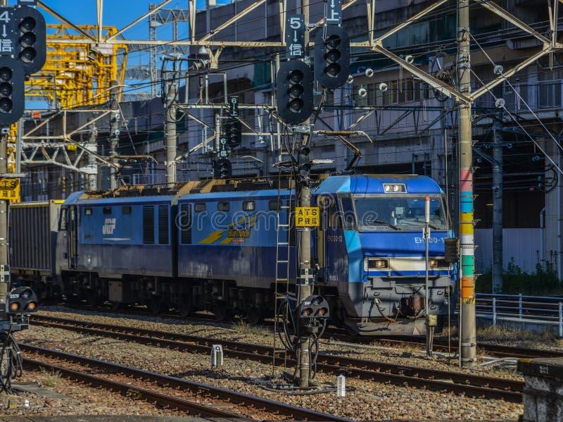 JR Station in Nagoya, Japan. Nagoya, Japan - Nov 10, 2019. JR Station in Nagoya, Japan. Trains are a very convenient way for visitors to travel around Japan stock photography