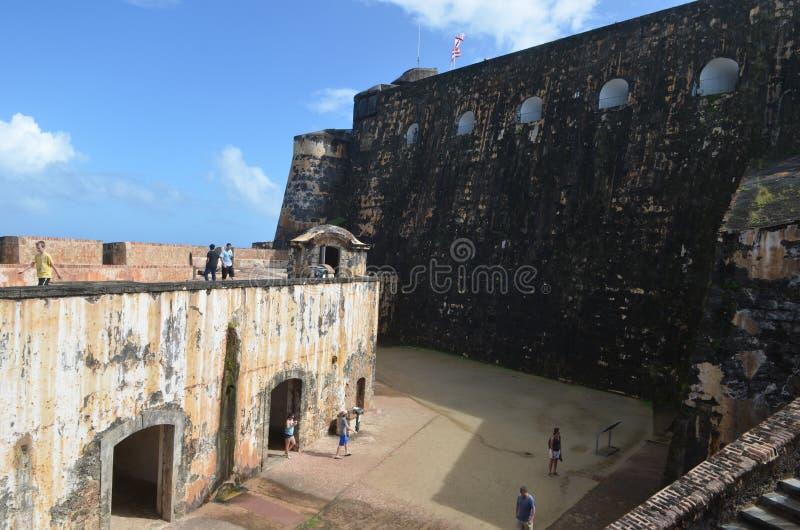 Juan Πουέρτο Ρίκο SAN στοκ εικόνες με δικαίωμα ελεύθερης χρήσης