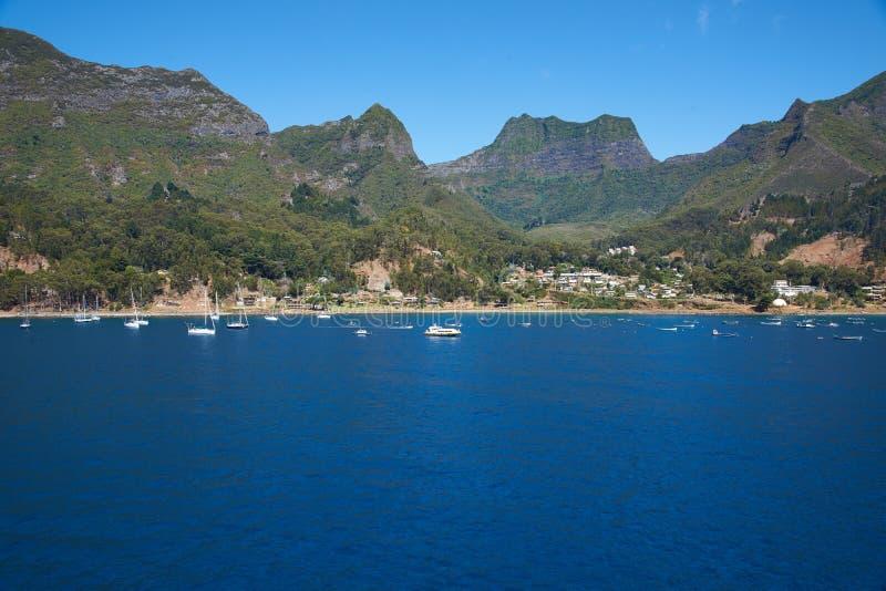 Juan Fernandez Islands image libre de droits
