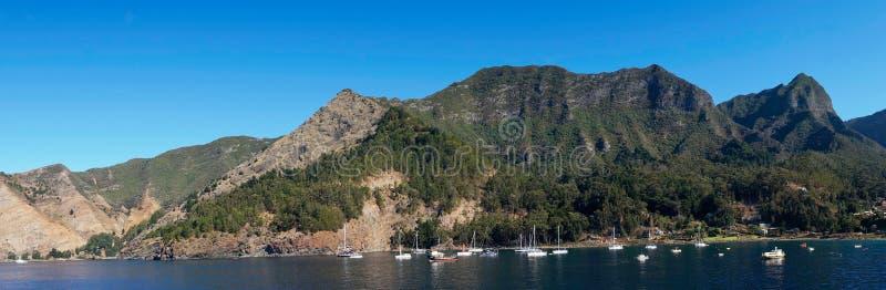 Juan Fernandez Islands photo libre de droits