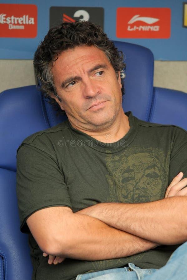 Juan Manuel Lillo d'Almeria image stock