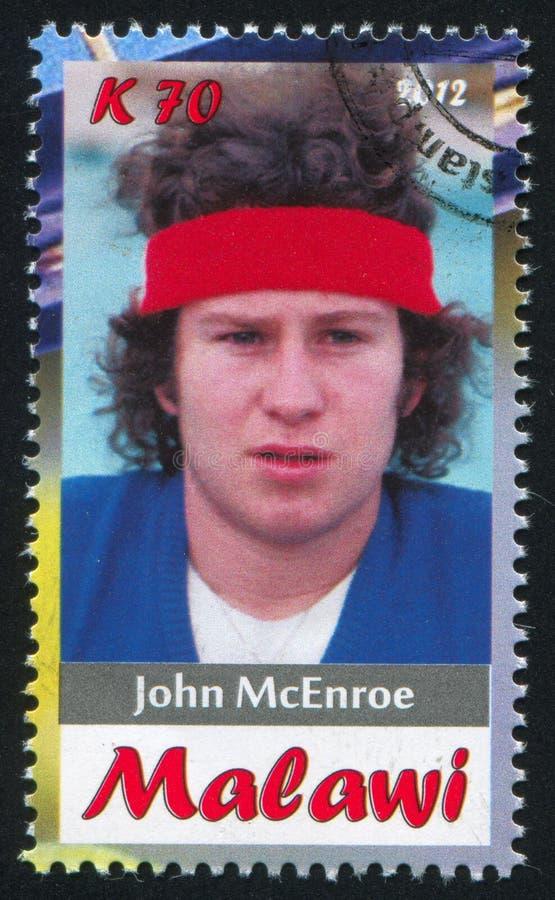 Juan McEnroe foto de archivo libre de regalías