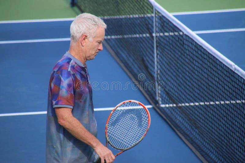 Juan McEnroe imagenes de archivo