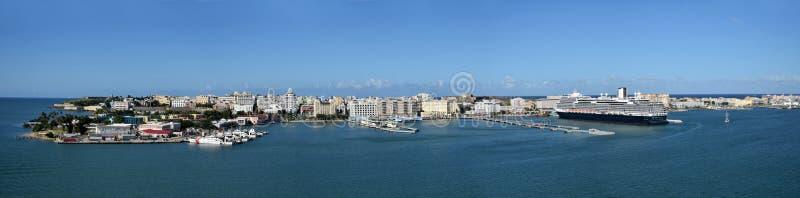 juan Puerto Rico san royaltyfri fotografi