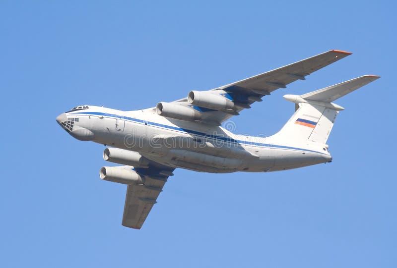Jubileo ruso 1 de la fuerza aérea imagenes de archivo
