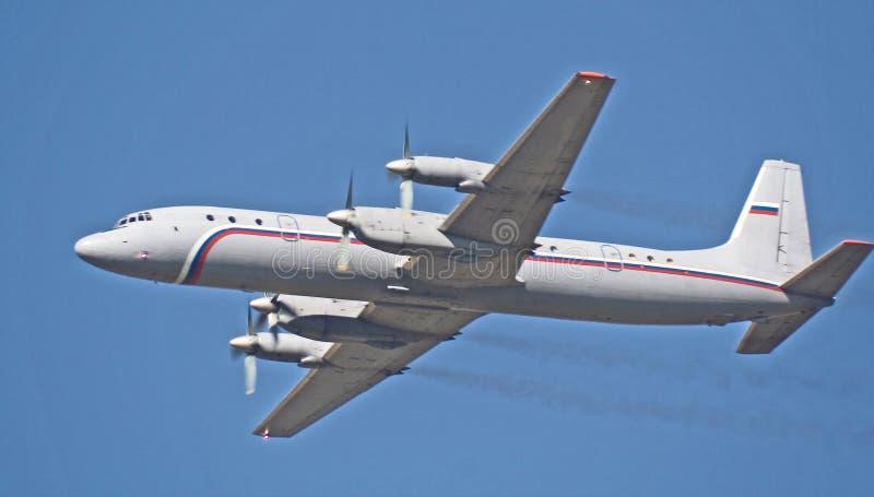 Jubileu 30 da força aérea do russo imagens de stock
