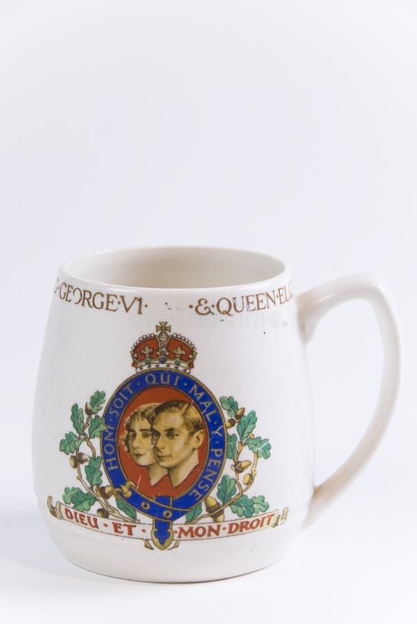 jubileums- coronation rånar arkivbild