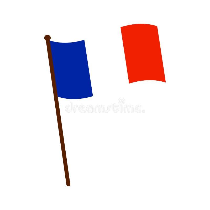 Download Jubileums- Frankrike Symbol Vektor Illustrationer - Illustration av paris, sight: 106829264
