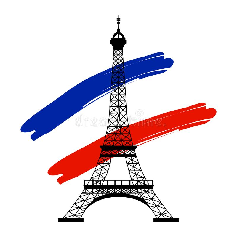 Download Jubileums- Frankrike Symbol Vektor Illustrationer - Illustration av france, europa: 106829284