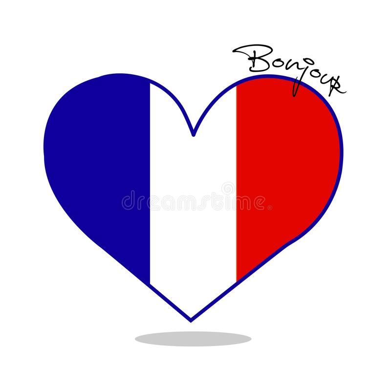 Download Jubileums- Frankrike Symbol Vektor Illustrationer - Illustration av liggande, symbol: 106829308