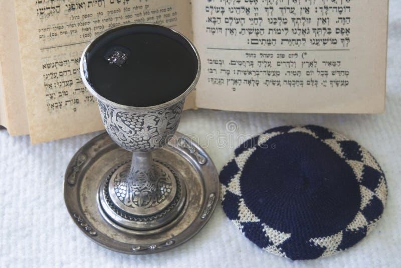 Judaism - preparing for the Sabbath stock photography