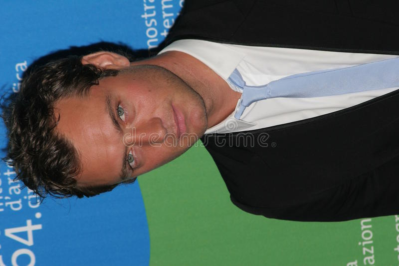 Jude Law stock photo