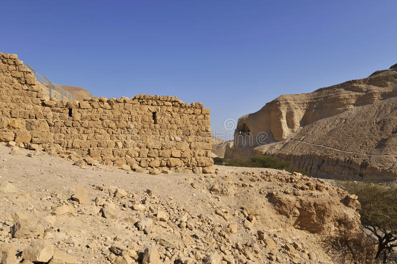 judea φρουρίων ερήμων zohar στοκ εικόνες