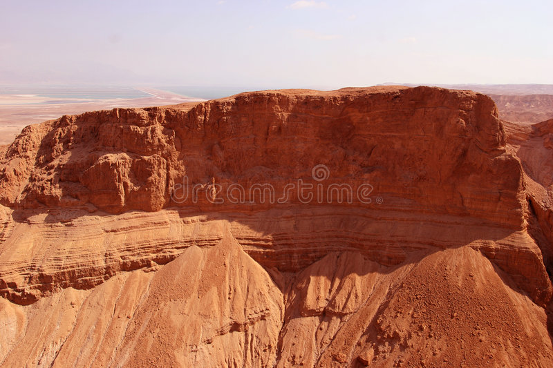 Judea Desert royalty free stock photography
