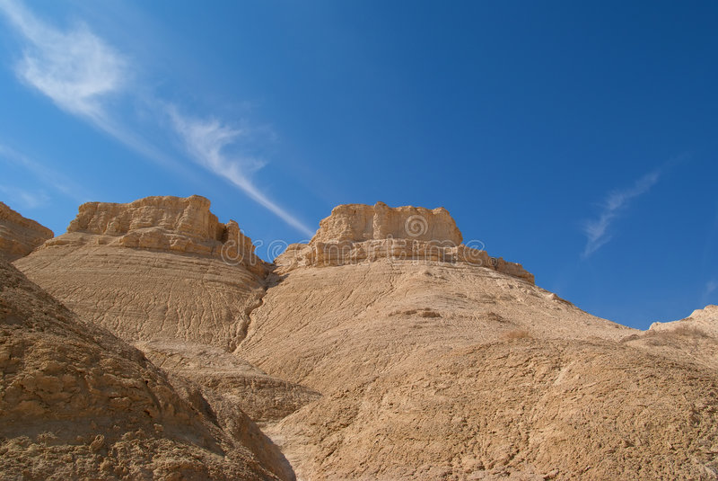 judean επιφύλαξη φύσης ερήμων στοκ εικόνες