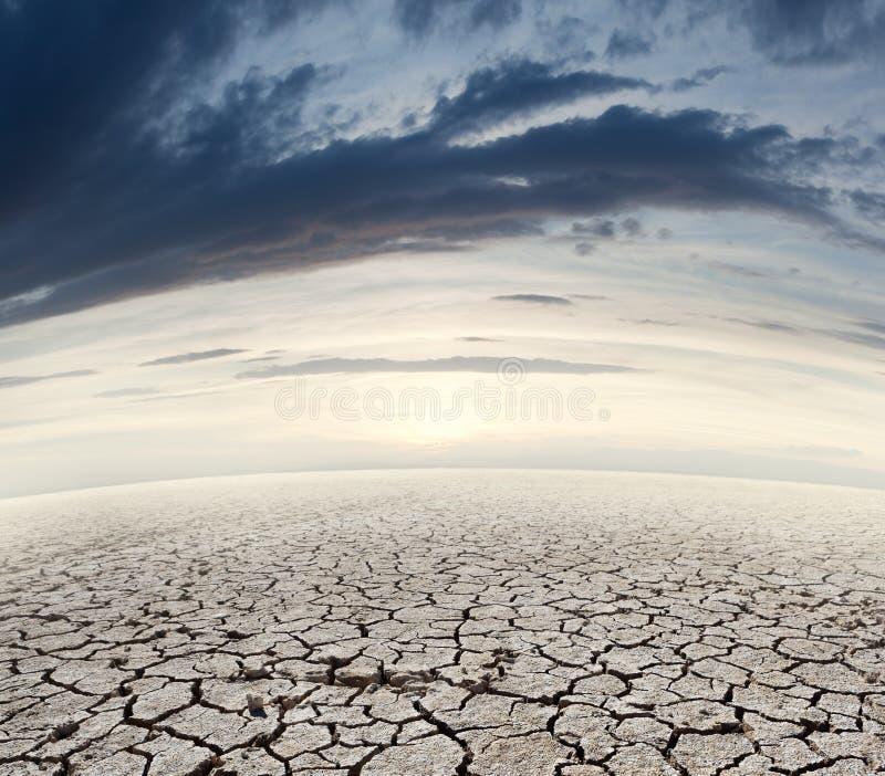 Judean Wüste lizenzfreie abbildung