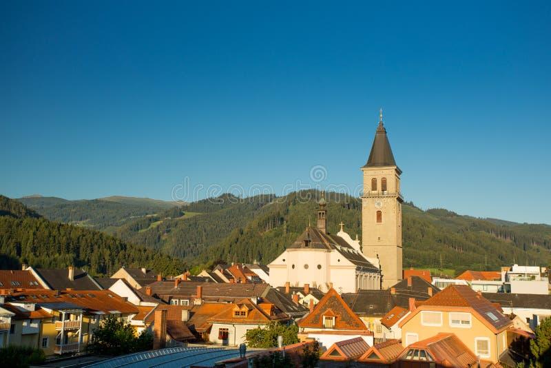 Judenburg, Austria zdjęcia royalty free