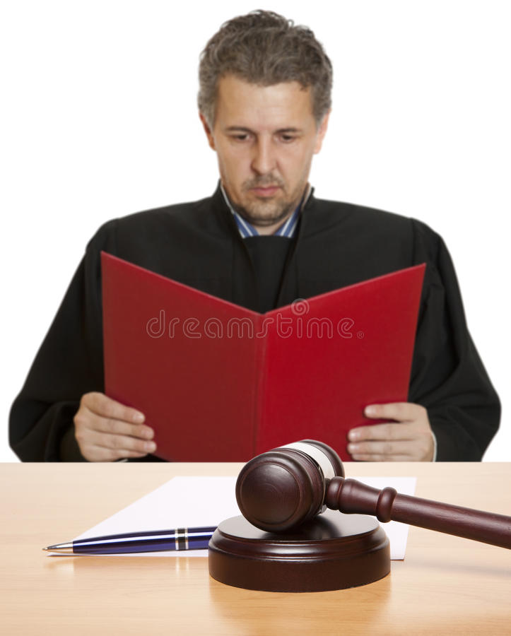 Download Judge stock photo. Image of courtroom, litigation, innocence - 27047770