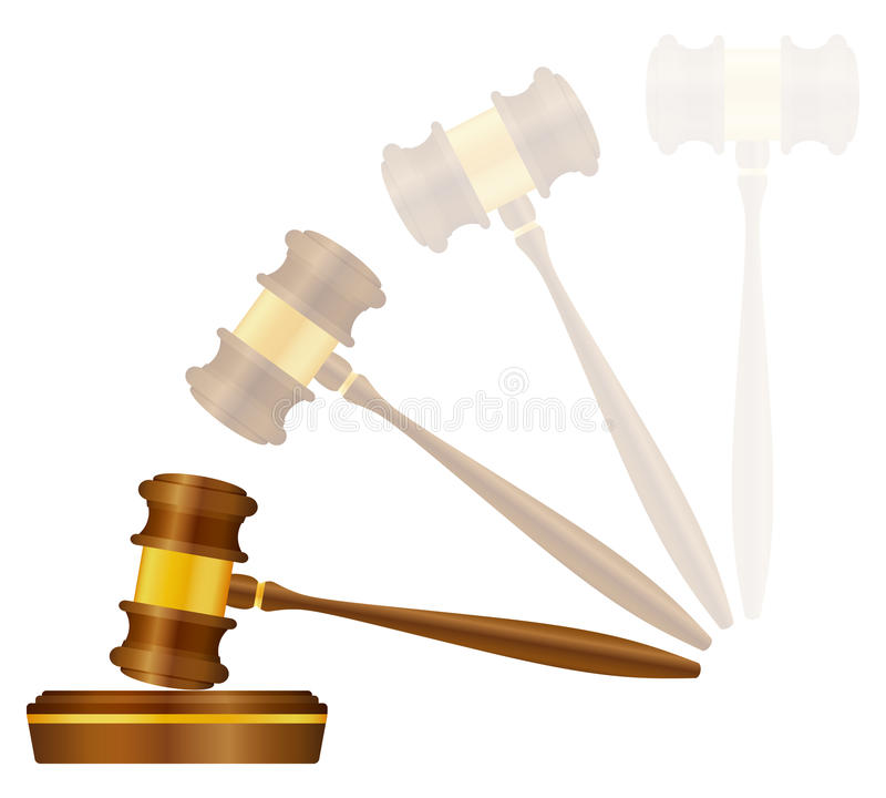 Download Judge Gavel Royalty Free Stock Photography - Image: 26526367