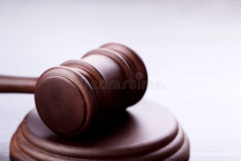 Judge gavel royalty free stock image