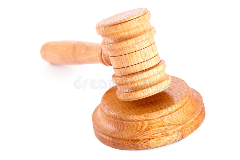 Download Judges Gavel Stock Photography - Image: 12862832