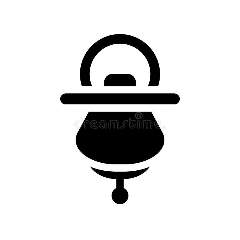 Judisk rökelsesymbol  stock illustrationer