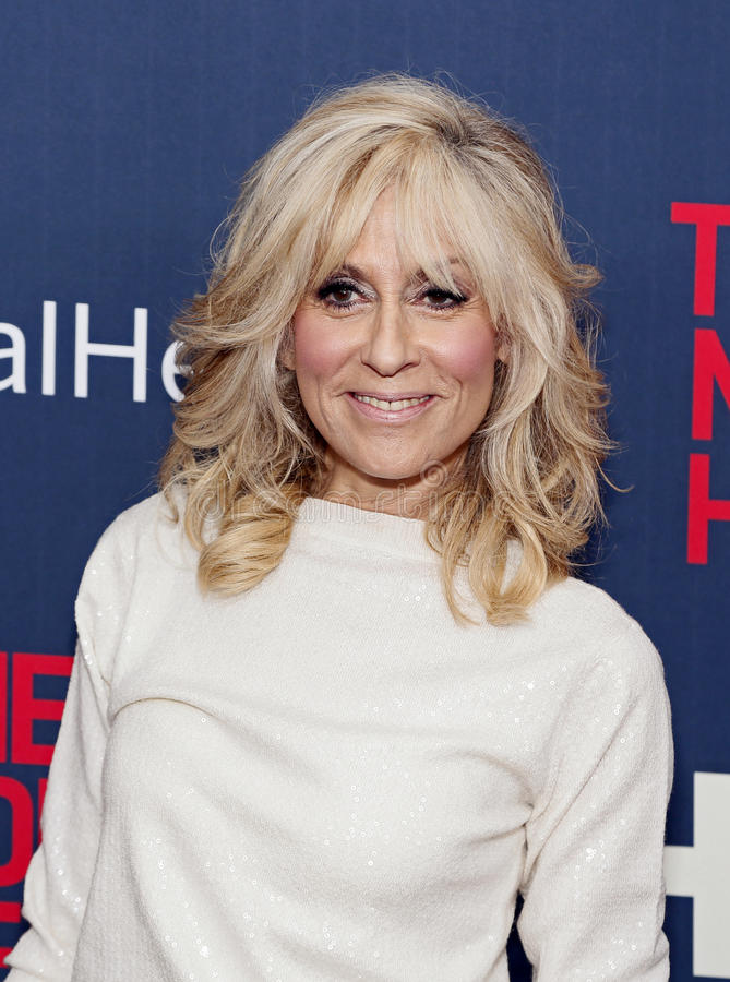 Judith Light immagine stock