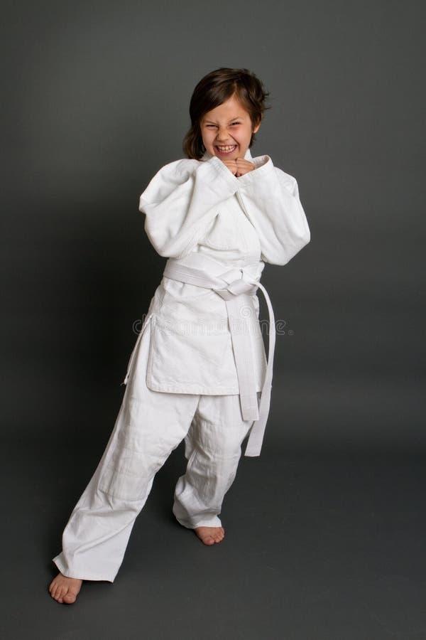 Judo lizenzfreie stockbilder