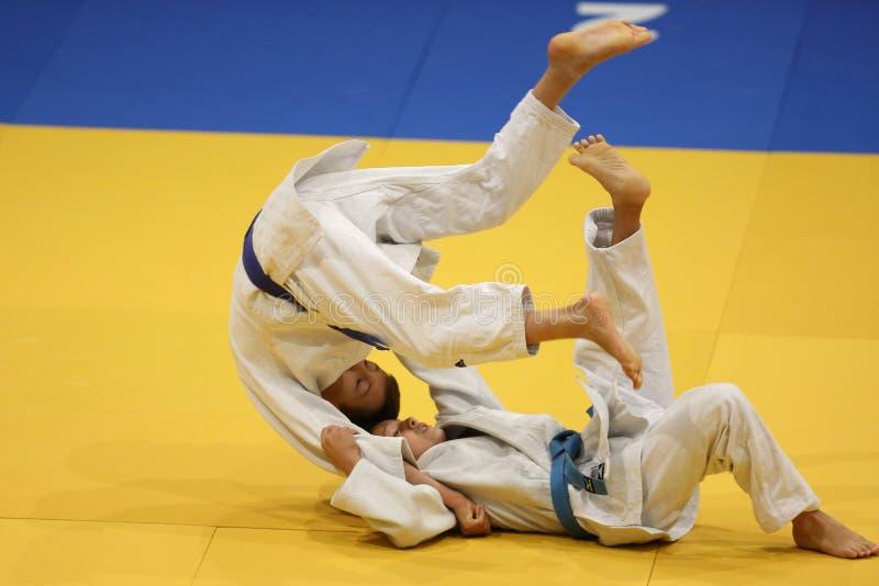 judo images libres de droits