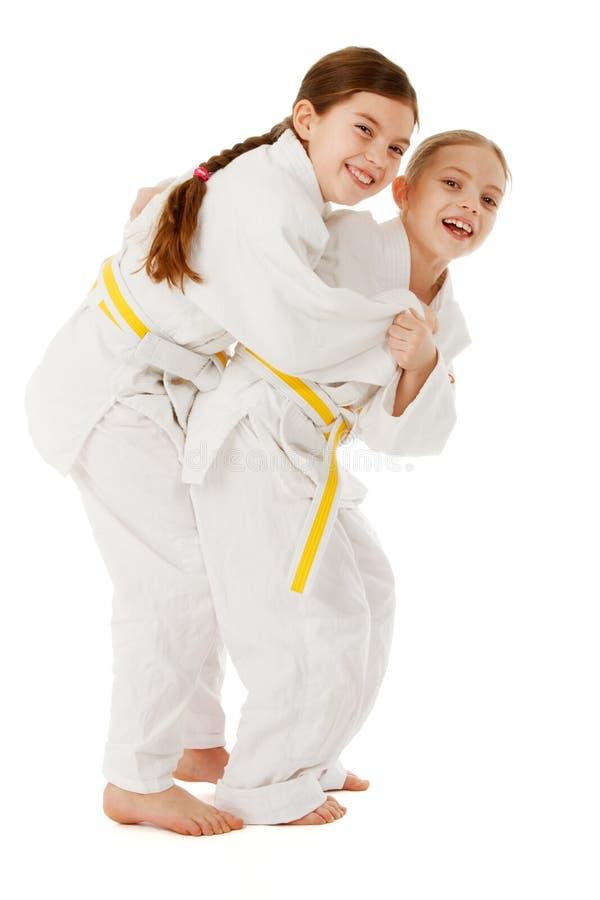 Judo stock image