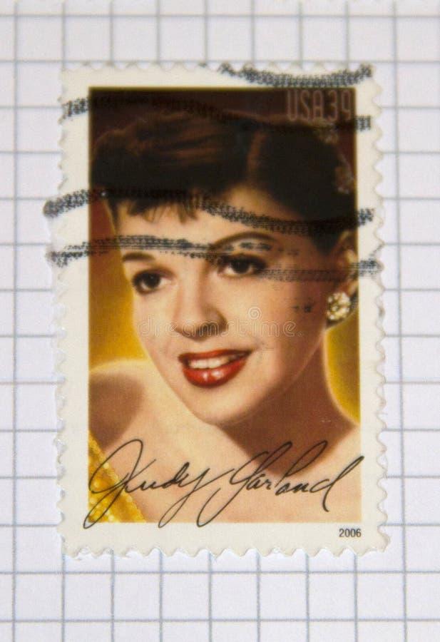 Judy Garland royalty free stock images