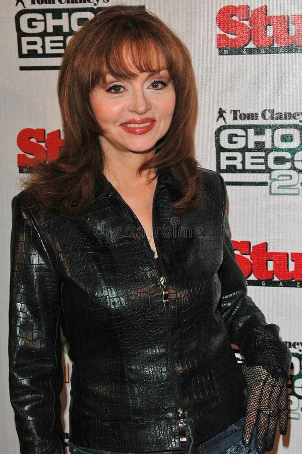 Judy Tenuta stock foto