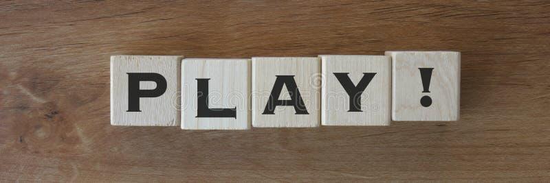 ¡Juego! imagenes de archivo