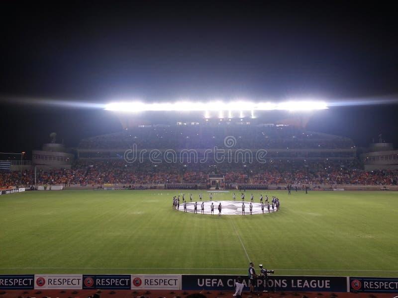 Download Juego de Champions League imagen editorial. Imagen de liga - 44854645