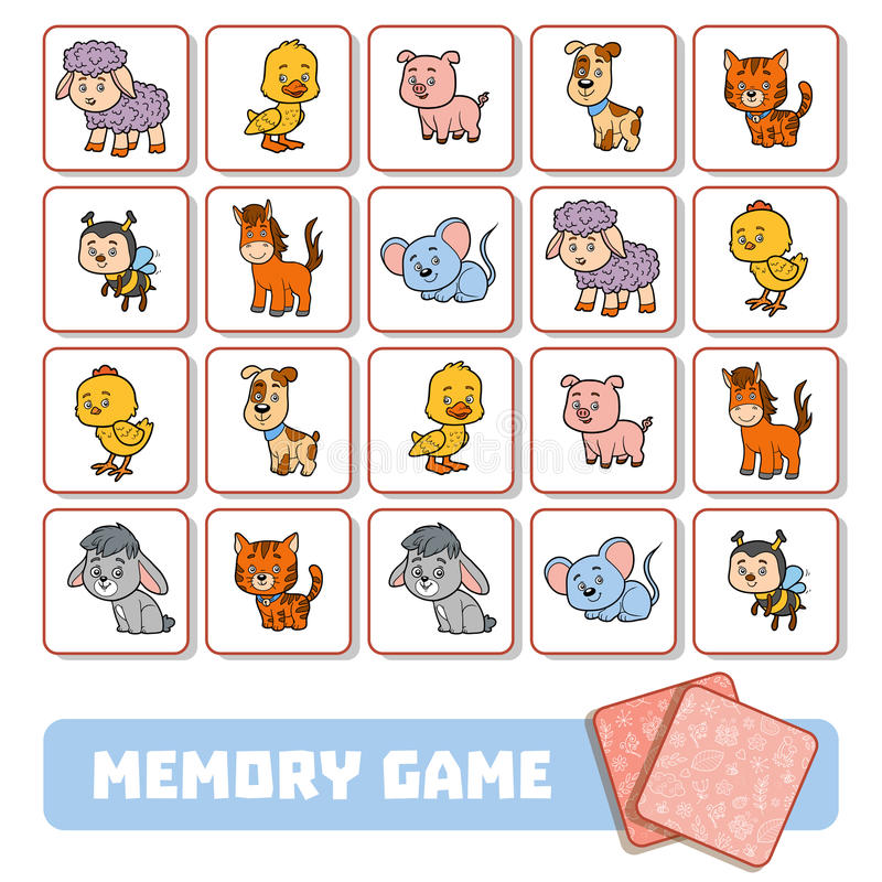 tarjetas de memoria juego