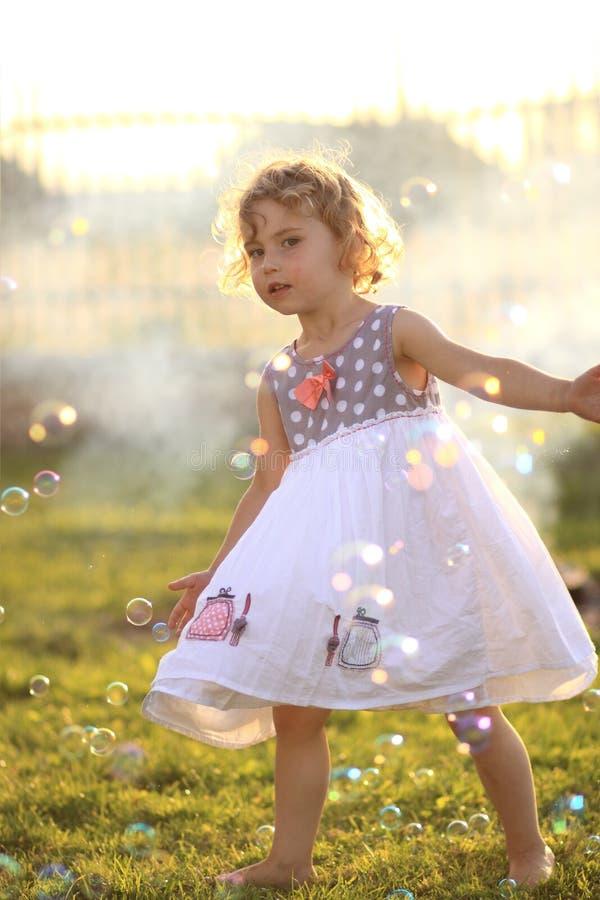 Juego de niño fotografía de archivo libre de regalías