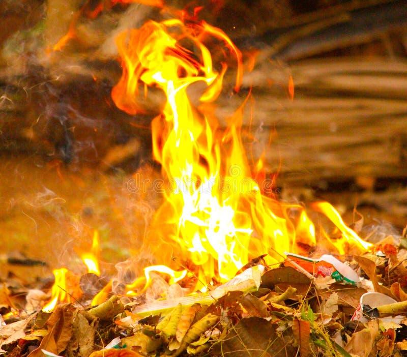Juego del fuego foto de archivo