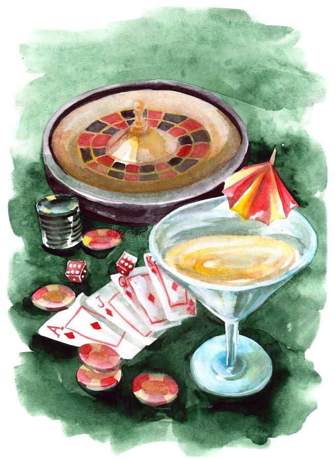 Juegos de azar libre illustration