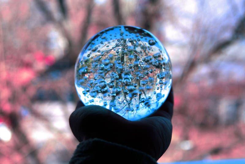 Juegos de Lensball foto de archivo libre de regalías