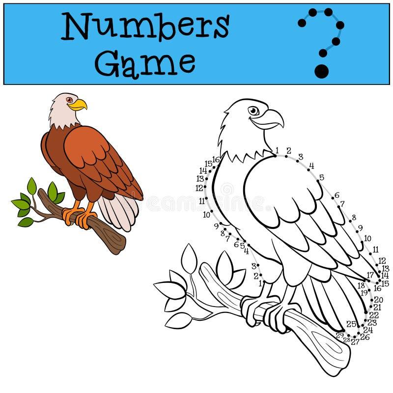 Juegos Educativos Para Los Niños: Juego De Números Con Contorno ...