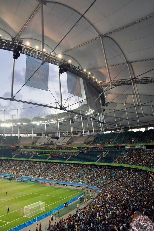 Juegos Olímpicos 2016 imagenes de archivo