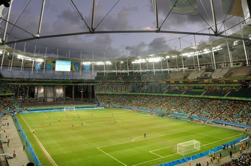 Juegos Olímpicos 2016 fotos de archivo