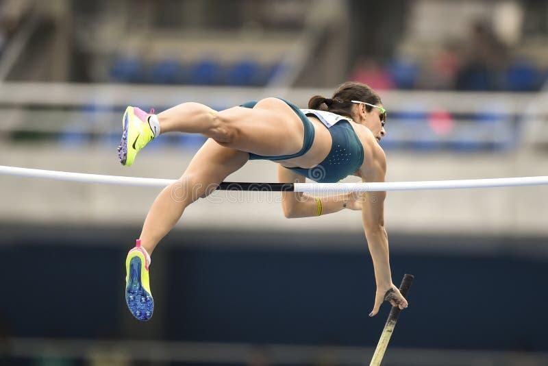 Juegos Olímpicos Río 2016 imagenes de archivo
