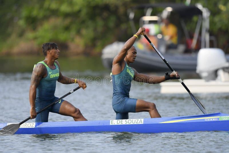 Juegos Olímpicos Río 2016 fotografía de archivo
