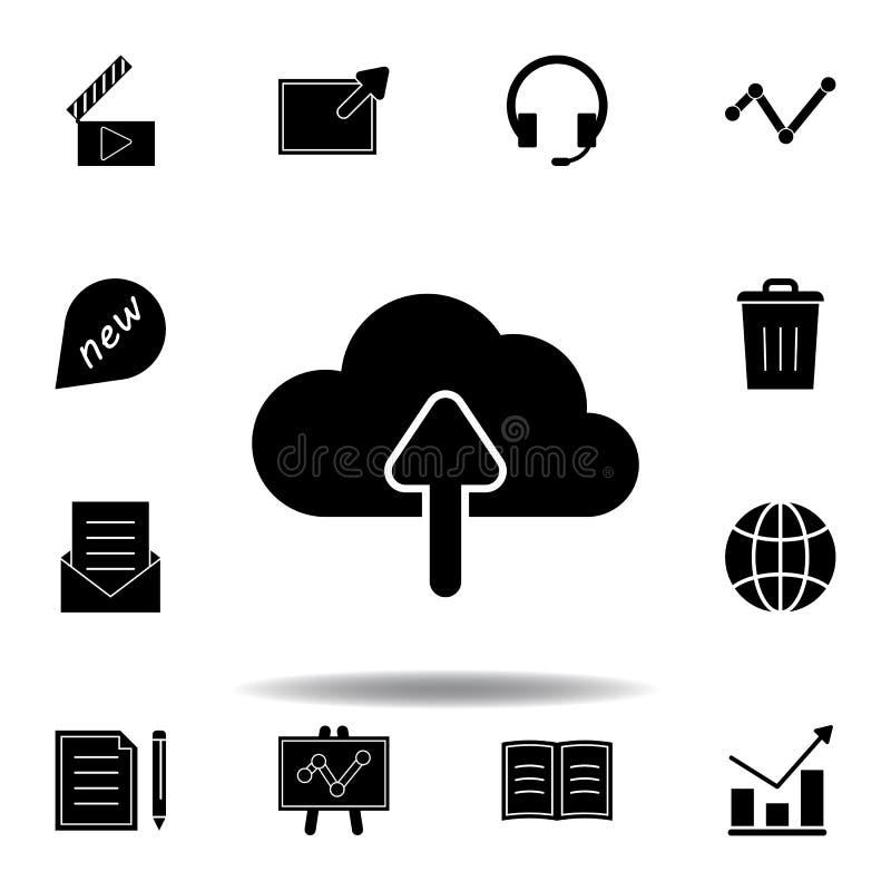 Juegue el audio, chapaleta, icono de la pel?cula Las muestras y los s?mbolos se pueden utilizar para la web, logotipo, app m?vil, libre illustration