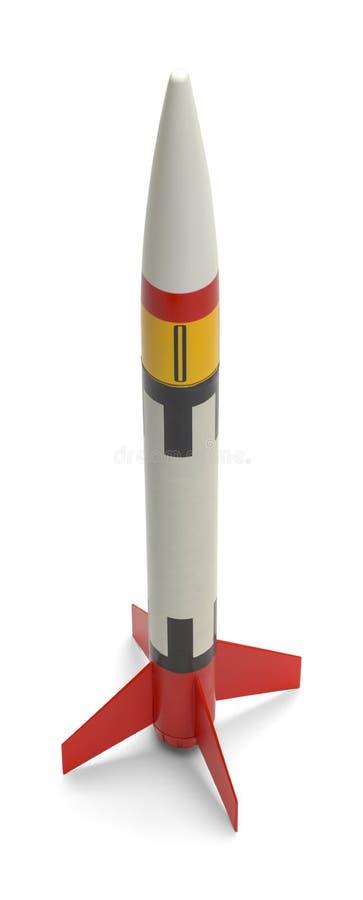 Juegue el cohete fotografía de archivo libre de regalías