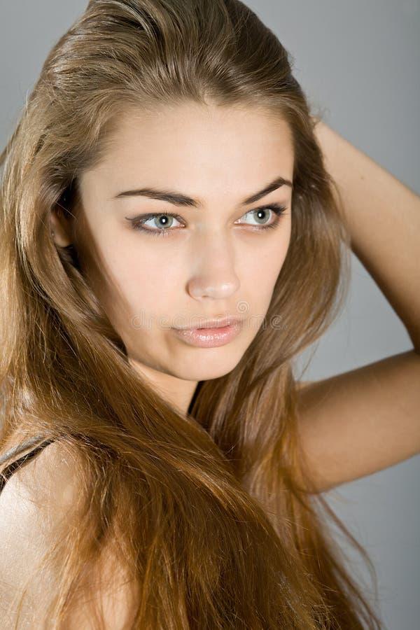 Juffrouw Rusland 2011 van de ondeugd stock afbeeldingen